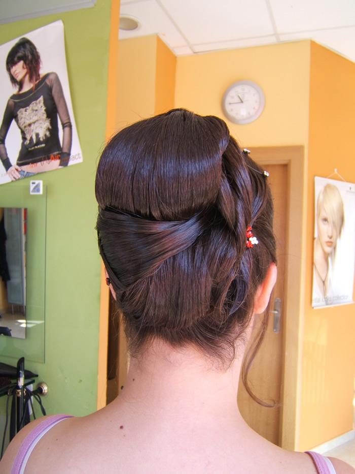 Peinados Recogidos Recogidos Pelo Bodas Fiestas Colmenar
